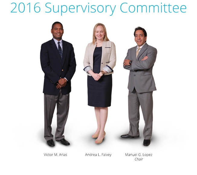 2016 Supervisory Committee