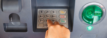 ATM and Pin Safety Tips