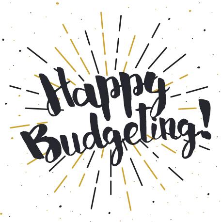 Feliz presupuesto 2018