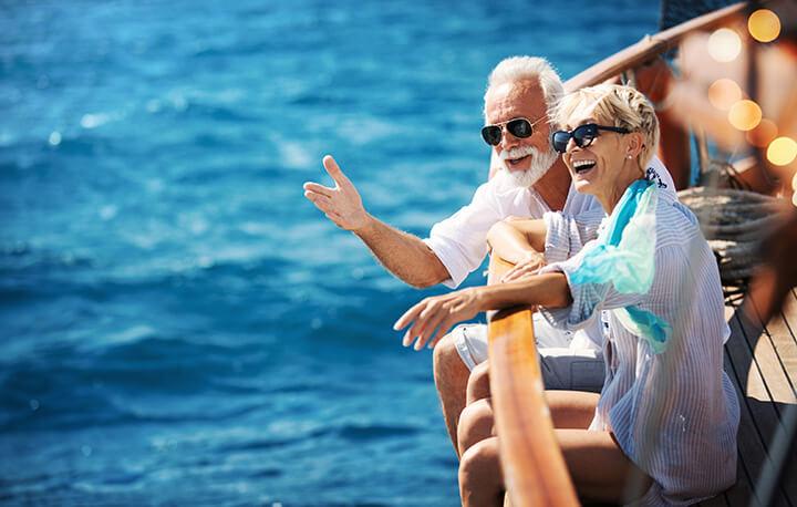 El paraíso para los jubilados