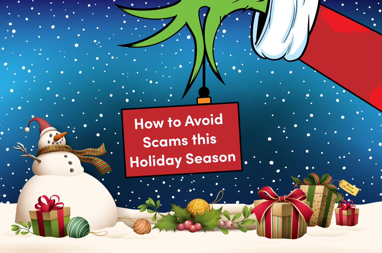 Avoid scams this season