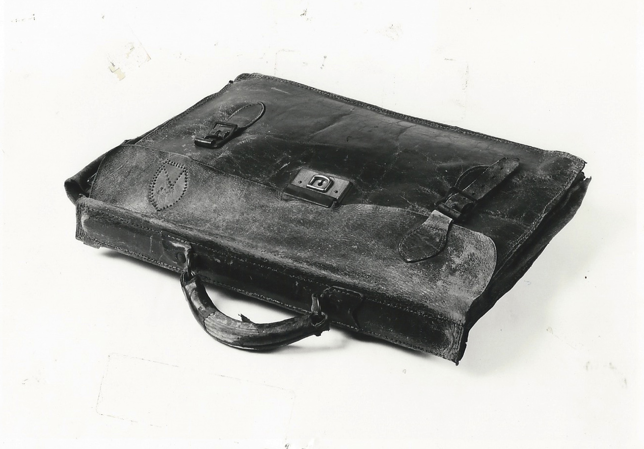 Henry Claywell's Briefcase