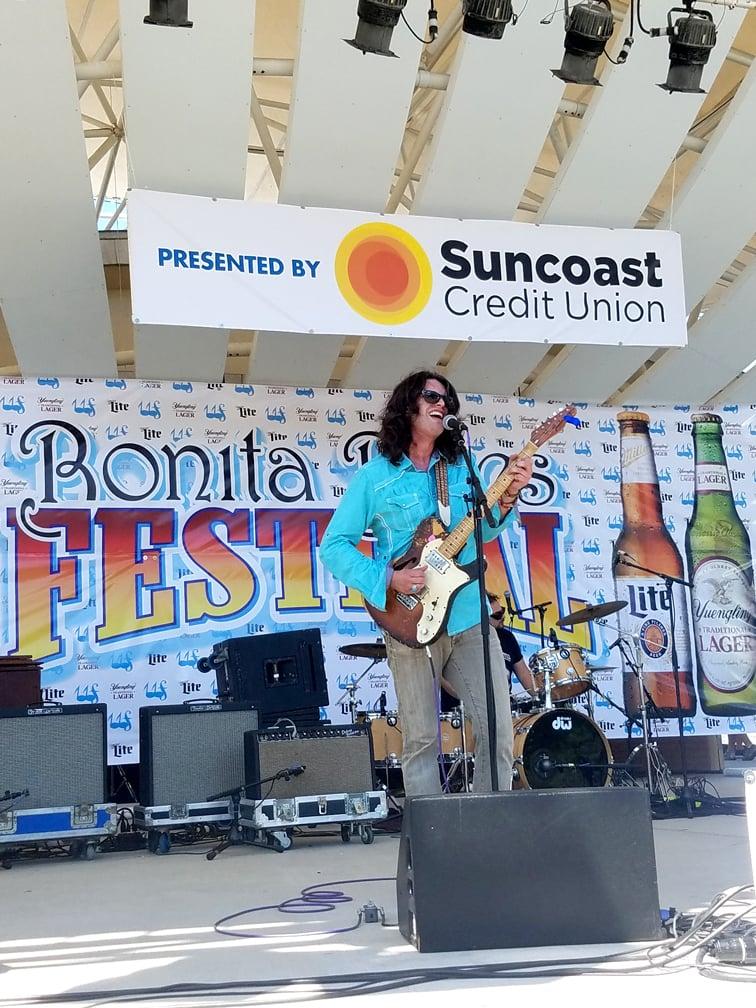Festival de blues de Bonita Springs