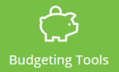 Ícono de Bugdeting Tools (Herramientas de Presupuesto)