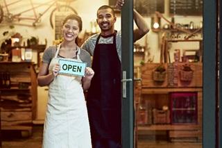 Propietarios de pequeñas empresas