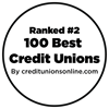 Credit Unions Online Rank #2 of 100 Best Credit Unions