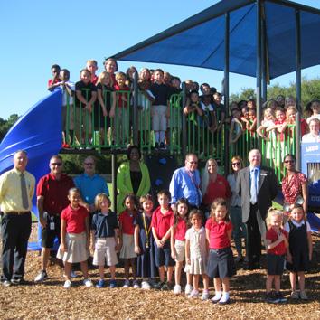 Donaciones de la Suncoast Credit Union Foundation a los condados donde trabaja