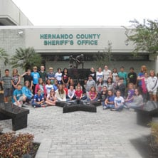 Hernando county public schools students