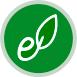 Ícono de campaña ecológica