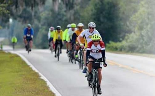 6.º desafío anual en bicicleta Hearts for Our Hospital