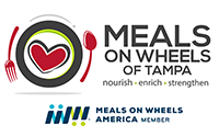 Meals on Wheels of Tampa logo