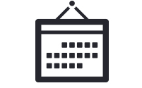 calendario para colgar