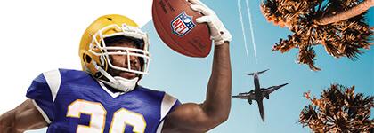 ¡Gane un viaje al Super Bowl LVI con Visa!