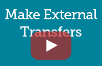Make External Transfers