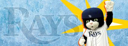 ¡Levante la mano si es superfanático de los Rays!