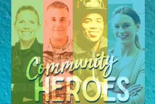 Oferta de hipoteca para héroes de la comunidad