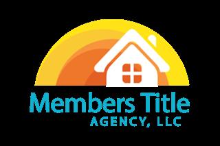 Logo de la agencia Members Title