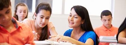 Aprendizaje en escuelas