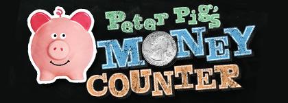 Peter Pig's Money Counter