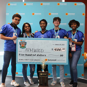 FF2020 1st place winnder Armwood High School