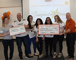 Suncoast Credit Union 2019 Financial Football Winners