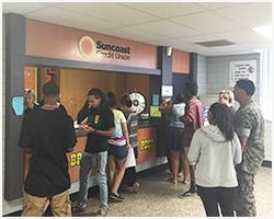 Chamberlain High School - Sucursal operada por estudiantes