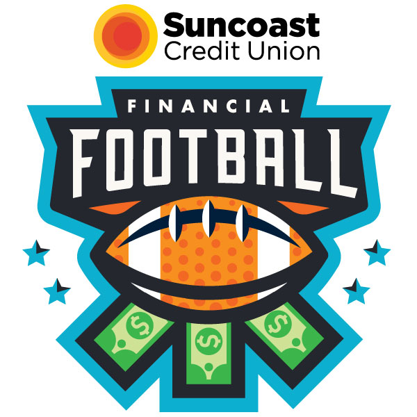 Suncoast Financial Football