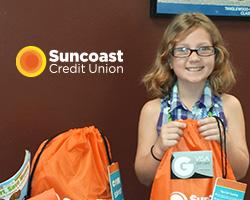 Programas en escuelas de Suncoast Credit Union