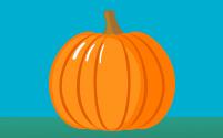 Calabaza de otoño