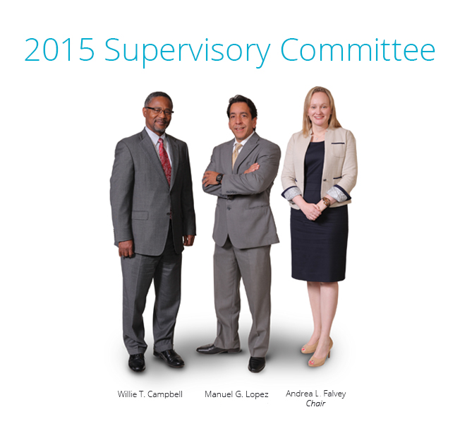 2015 Supervisory Committee