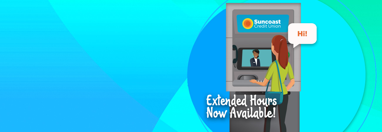 Extended hours are now available