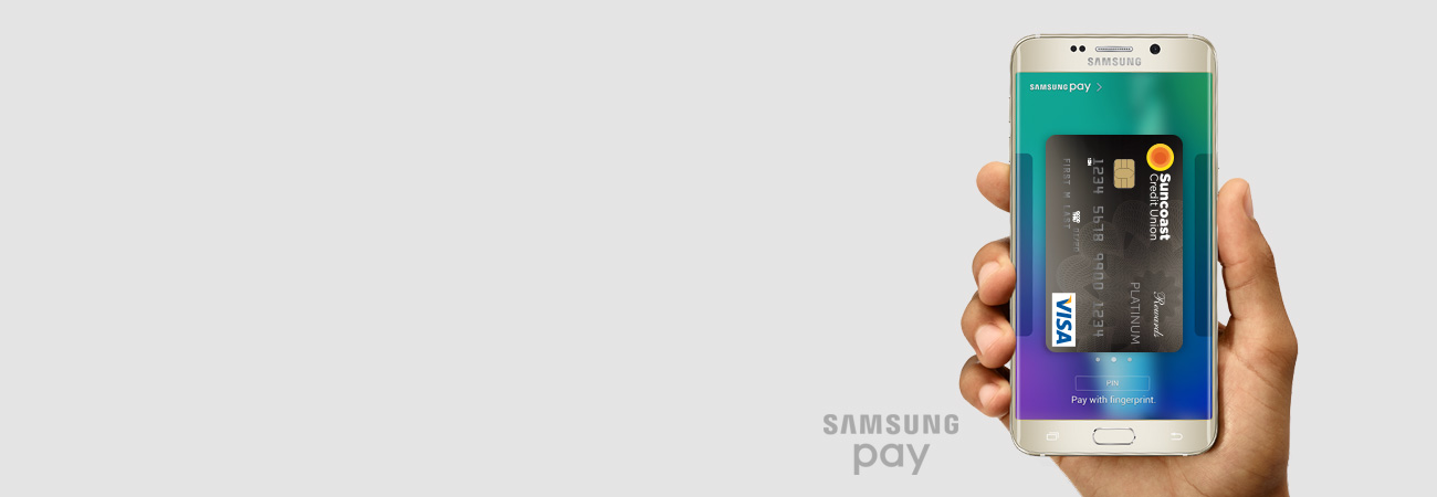 Samsung Pay is here!